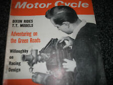 Motor Cycle magazine June 27 1963 TT Review