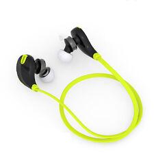 Wireless Bluetooth Stereo Earphone Headset Headphone For Samsung LG HTC iPhone