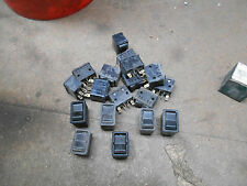 Jaguar XJ Series 2 Window Switches. Used but good. DAC1301. 1 sold seperately