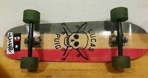LONGBOARD COMPLETE CRUISER - CLICHE LUCAS PUIG - PARIS TRUCKS -GOOD THANE WHEELS