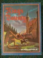 King's Bounty New World Computing 1989-91  Game