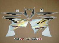 Hayabusa 2013 decals stickers graphics set 1340 aufkleber autocollant adesivi