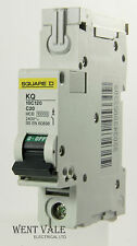 Nuevo Cuadrado D Qo 6a Interruptor Unipolar q0106ec6 C6 Tipo C 6 Amp
