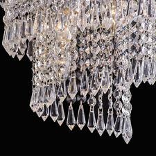 DIy Clear Acrylic Crystal Bead Garland Chandelier Hanging Wedding Supplies WV220