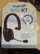 BlueParrott Jabra Noise-cancelling Bluetooth Headset, B450-XT New & Sealed!