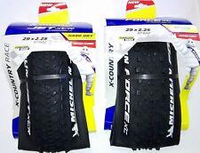 """2x1 Cubiertas Michelin Force XC 29""""x2.25 - Jet XC 29""""x2.25 Tubeless Ready"""