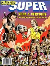 XENA & HERCULES COVER - SUPER CRACKED #16 COMIC SUMMER 1999 - NEW - RARE ISSUE