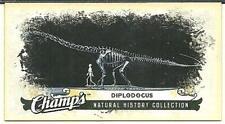 2008-09 Upper Deck Champ's Mini #C352 Diplodocus