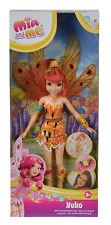 Simba 109480090 Mia and Me Yuko Doll with Glass Eyes