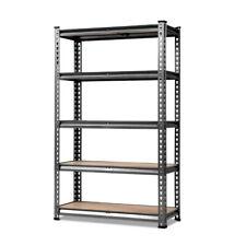 Giantz 0.7m Metal Steel Warehouse Shelving Racking Garage Storage Shelves Racks