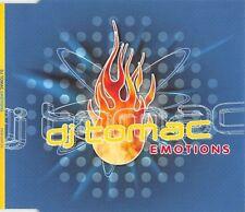 Emotions von DJ Tomac (CD-Maxi)