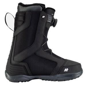 K2 Snowboardboots, Snowboard Boots ROSKO mit Boa Schnürung, Gr: 50 in schwarz