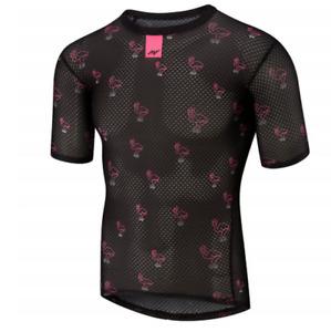 Pro Team Cycling Base Layer Super light Mesh Bicycle Shirt Sz Asian L