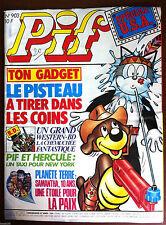 """L)Pif Gadget n°903 du 07/1986; Grand Western BD """"La chevauchée fantastique"""""""