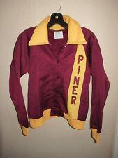 VINTAGE 60s 70s CHAMPION PRODUCTS INC Piner Jacket Sweatshirt Rare Find! sz 10
