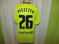 "Borussia dortmund Kappa maestro camiseta 2011/12 ""cátodos"" + nº 26 piszczek talla XL"