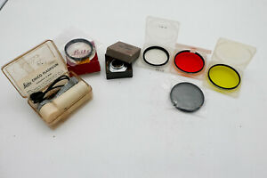 A Leica filter based bundle- NO RESERVE