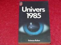 "[BIBLIOTHEQUE H.& P.-J. OSWALD] REVUE ""UNIVERS"" 1985 SADOUL FREMION J'ai lu 1799"