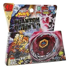 Genuine Takara Tomy Beyblade BB118 Phantom Orion B:D 4D System + Launcher