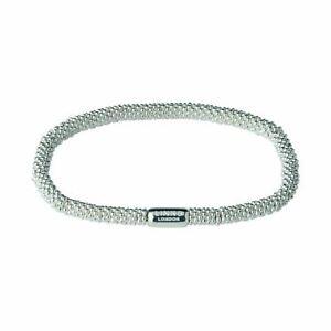 LINKS OF LONDON Ladies Effervescence Sterling Silver Star XS Bracelet NEW RRP210