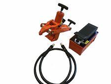 TRACTOR CHANGETRUCK TIRE HYDRAULIC BEAD BREAKER CHANGE W/10000 PSI FOOT PUMP & A