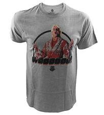 Officially Licensed WWE Natureboy Ric Flair WOOOOO! T-Shirt, Wrestling
