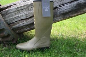Le Chameau Traqueur Neoprene Wellington Boots