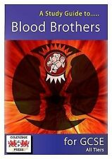 A Study Guide to Blood Brothers for GCSE: All Tiers by Janet Marsh (Paperback)