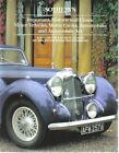 Sothebys 11/92 Bugatti Rolls MG NA Aston Martin Ferrari