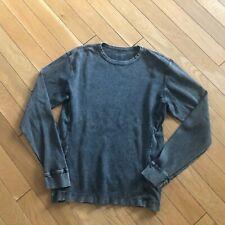 Calvin Klein Men's Long Sleeve Shirt Black Size Large GUC