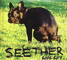 SEETHER (2 CD) 2002-2013 : THE GREATEST HITS ~ SHAUN MORGAN / BEST OF *NEW*