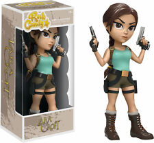 "FUNKO ROCK CANDY TOMB RAIDER LARA CROFT 5"" DESIGNER VINYL FIGURE"