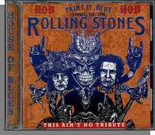 Paint It Blue: Songs of the Rolling Stones - New 1997 House of Blues V/A CD!