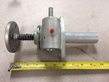 Joyce Dayton Stainless Steel Screw Machine Jack