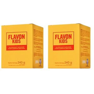 Flavon Kids Vit B Antiviral Flavonoids Antioxidant Strong Immune System