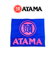 New ATAMA Brazilian Jiu Jitsu BJJ MMA Judo IBJJF Approved Embroidered Gi Patch