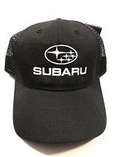 Subaru Mesh Snapback Trucker Style Hat