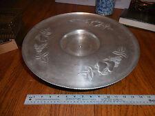 everlast forged round aluminum tray