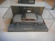 Minichamps Bentley Arnage R in Grey on 1:43 in Box