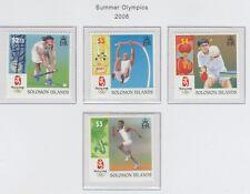 Solomon Islands Summer Olympics Set 2008 UM