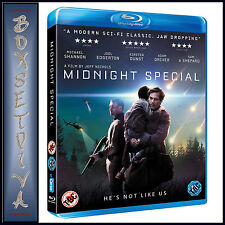 MIDNIGHT SPECIAL -  Michael Shannon & Adam Driver  *BRAND NEW BLURAY**