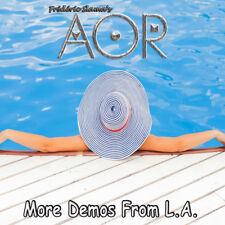 AOR - More Demos From L.A. (2018) Frederic Slama,Paul Sabu,Jesse Damon, AOR