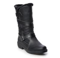 Totes Women's Diedre Black Women's Winter Boots SIZES NIB NEW