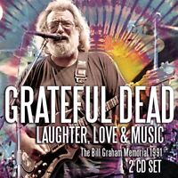 Grateful Dead - Laughter, Love and Music (2cd)
