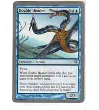 MAGIC MTG - DOUBLE HEADER - IN INGLESE - USATA BEN TENUTA
