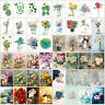 40*50cm Flower DIY Paint By Number Kit Digital Oil Painting Home Art Wall Decor