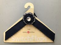 Lindsay Phillips SwitchFlops Interchangeable Straps Size L - US 9,10,11 Sandels