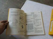 Dresser 570, 570C Shop manual, supplement, operators manual AND Parts book
