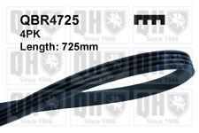 Multi V Drive Belt fits NISSAN MICRA K11 1.0 98 to 03 CG10DE QH 117201600 New