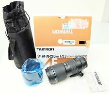 New Tamron SP AF70-200mm F/2.8 Di LD(IF) Macro A001S Lens For Sony Free Shipping